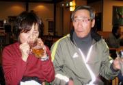 今日が結婚記念日の田中夫妻