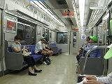 武田尾温泉〜道場間は電車になりました、ホッ。